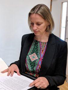 Fiona Millward Celebrant Leeds